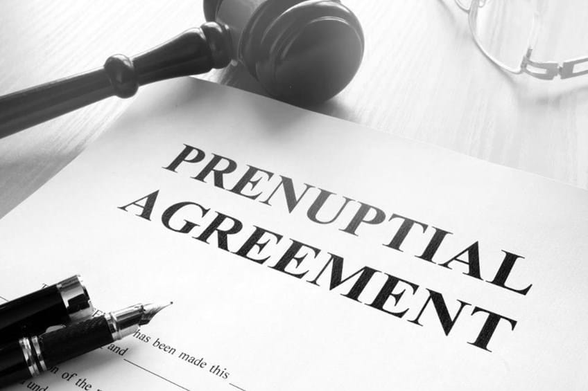 What is a Pre-Nuptial Agreement? image
